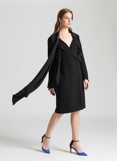 Ebru Günay Takım Elbise Siyah